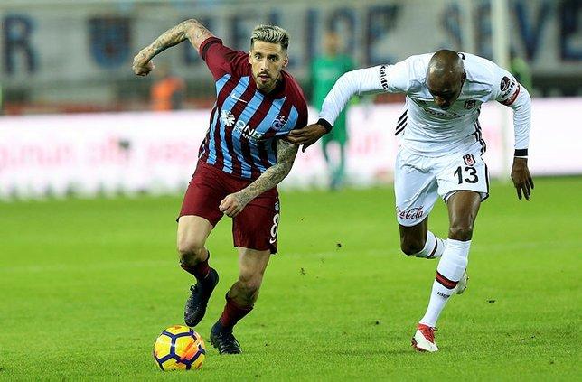 Beşiktaş ve Trabzonspor'un muhtemel 11'leri