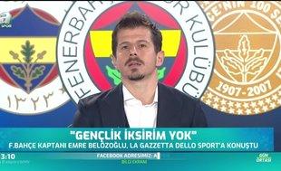 Emre Belözoğlu'ndan Cengiz Ünder için övgü dolu sözler!