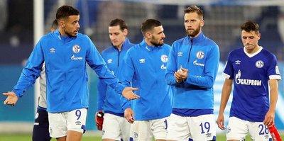 Schalke 04, beşinci haftayı da puansız kapattı
