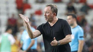 Sergen Yalçın'a rakip yok! Süper Lig'de...