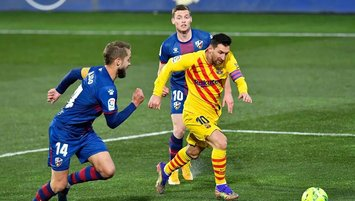 Barça 3 puanı tek golle aldı!