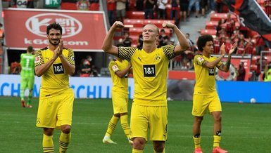 Bayer Leverkusen - Borussia Dortmund: 3-4 (MAÇ SONUCU - ÖZET)