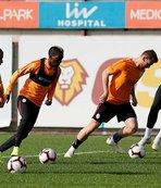 Galatasaray'a derbi öncesi 4 müjde!