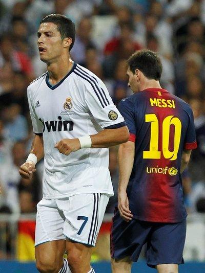 Real Madrid - Barcelona (İspanya Süper Kupa rövanş maçı)