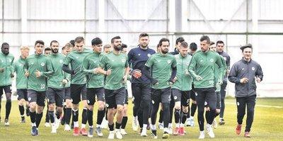 Konyaspor'dan Fener'e gözdağı