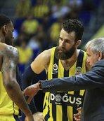 Fenerbahçe Doğuş büyük farkla kazandı