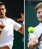 Djokovic Wimbledon'da yarı finalde!