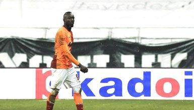 PFDK'dan Galatasaraylı Diagne'ye 2 maç ceza!
