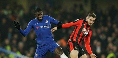 Chelsea yarı finalde