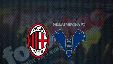 Milan - Hellas Verona maçı ne zaman? Saat kaçta ve hangi kanalda canlı yayınlanacak?   İtalya Serie A