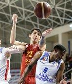 Galatasaray Doğa Sigorta Büyükçekmece Basketbol'u yendi