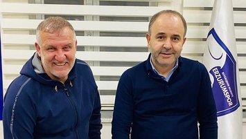 Erzurumspor'da Mesut Bakkal dönemi!