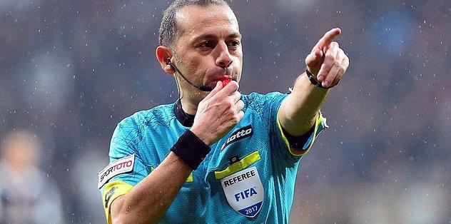 Galatasaray'da Cüneyt Çakır korkusu: 7 maçta sadece...