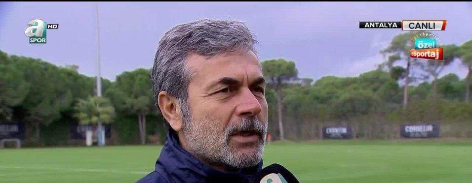 """Aykut Kocaman: """"Başakşehir yüzde 90 ilk 2'de olur"""""""
