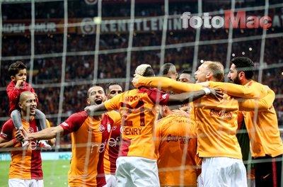 Galatasaray'dan tarihi şampiyonluk primi!