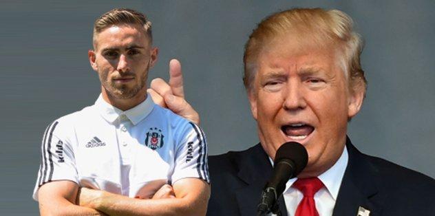 """Beşiktaş'ın ABD'li yıldızı Tyler Boyd'dan, Trump'ın dönün çağrısına """"güvendeyim"""" cevabı"""