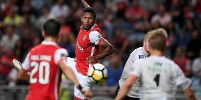 Braga deplasmanda kaybetti