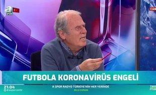 Mustafa Denizli: Maçlar seyircisiz oynanacaksa hiç oynanmasın
