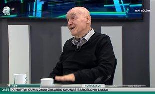 Hıncal Uluç:  Galatasaray'ın futbol mutbol oynadığı yok