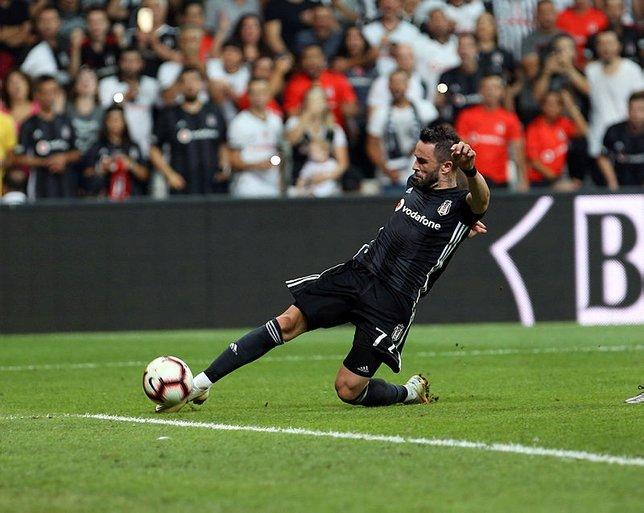 İşte Beşiktaş'ın Malatyaspor 11'i