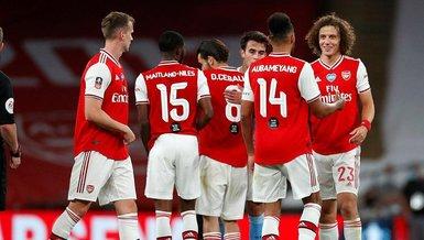 Arsenal 2-0 Manchester City | MAÇ SONUCU