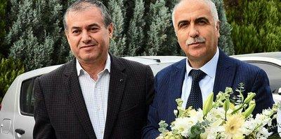 Vali Karahan'dan Denizlispor'a destek