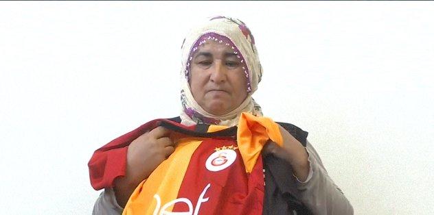 Diyarbakırlı anneden Galatasaray'a çağrı: Oğlumu terörün elinden kurtaralım