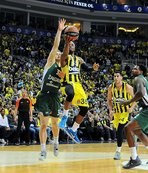 Fenerbahçe Final-Four için parkede