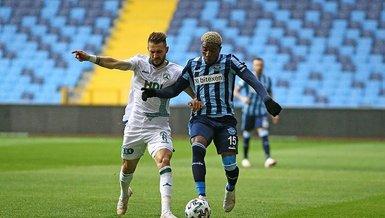 Adana Demirspor Giresunspor 3-0 (MAÇ SONUCU - ÖZET)