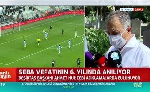 Ahmet Nur Çebi'den transfer sözleri! Balotelli ve Mensah...