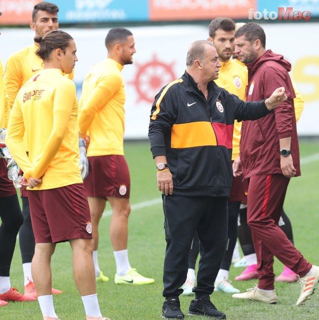 İşte Gençlerbirliği-Galatasaray mücadelesinin ilk 11'leri