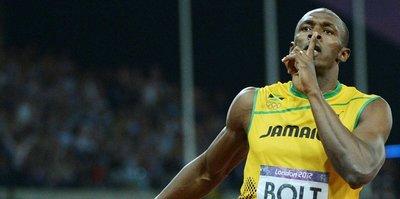 """Usain Bolt: """"Hala dünyanın en hızlısıyım"""""""