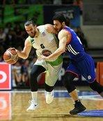 Tahincioğlu Basketbol Süper Ligi play-off: Anadolu Efes: 94 - TOFAŞ: 88