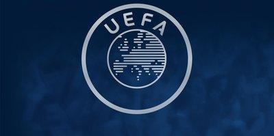 UEFA'dan teşekkür