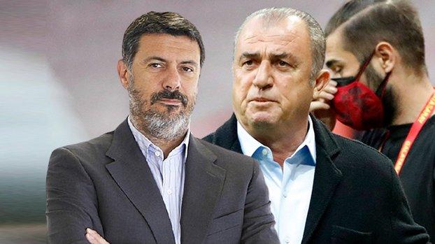 Galatasaray başkan adayı Yiğit Şardan'dan flaş Fatih Terim sözleri! Paçasına tutunmuşlar... #