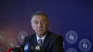 Ahmet Ağaoğlu: Trabzonspor şeffaftır