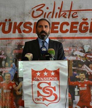 Sivasspor'da dayanışma toplantısı