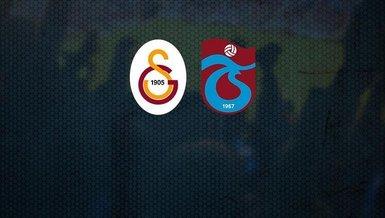 Galatasaray Trabzonspor maçı saat kaçta hangi kanalda | GS TS canlı