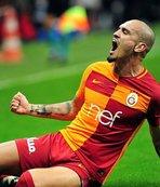 Süper Lig'de goller son dakikalarda geldi