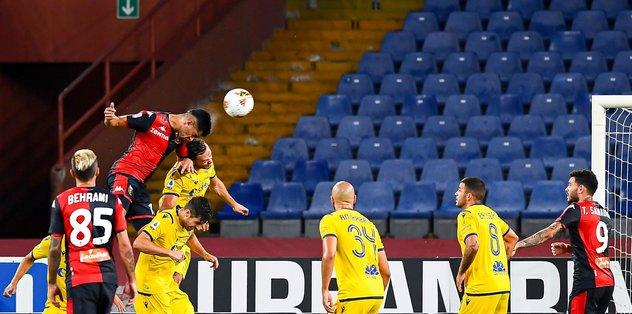Genoa 3-0 Hellas Verona | MAÇ SONUCU - Futbol -