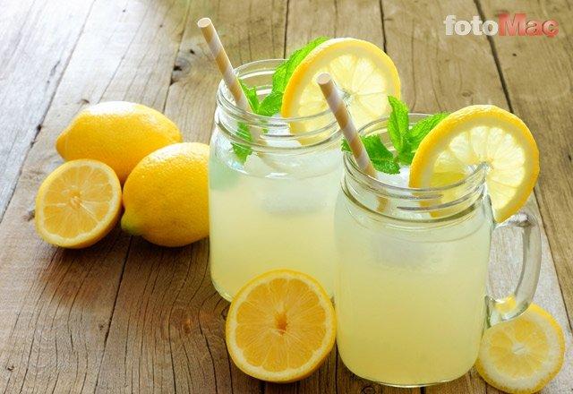 Sıcaklarla baş edebilmek için: Ev yapımı limonata tarifi!