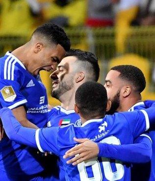 Beşiktaş'ın eski golcüsü Negredo 6. saniyede gol attı
