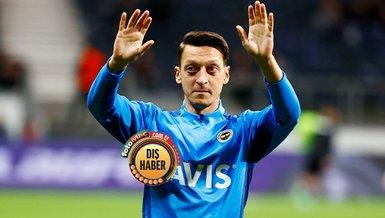 "Matteo Guendouzi'den Mesut Özil'e övgü dolu sözler! ""Alman tarihinin en iyisi"""