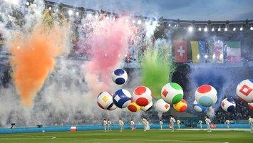 EURO 2020'de müthiş şov!