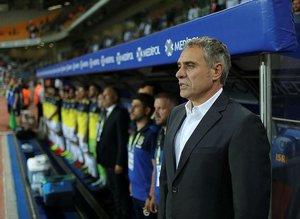Fenerbahçe zorlu virajda! İşte Yanal'ın ilk 11'i