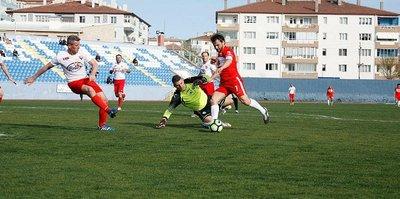 Dostluk maçında milli takım 4-1 kazandı!