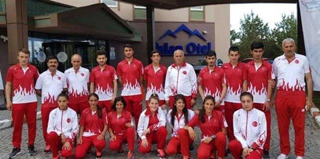 Kros Milli Takımı, Şampiyona'ya 34 sporcu ile katılacak