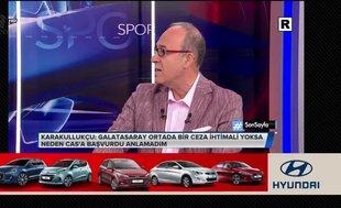 Haldun Domaç: Galatasaray yönetiminin CAS'a başvurmasını anlamış değilim