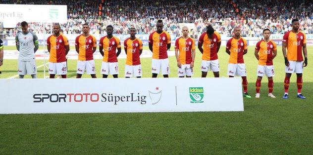 Galatasaray'da Fatih Terim 'final' 11'ini belirledi! Başakşehir rotasyonu