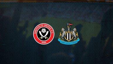 Sheffield United - Newcastle United maçı ne zaman, saat kaçta ve hangi kanalda canlı yayınlanacak? | İngiltere Premier Lig